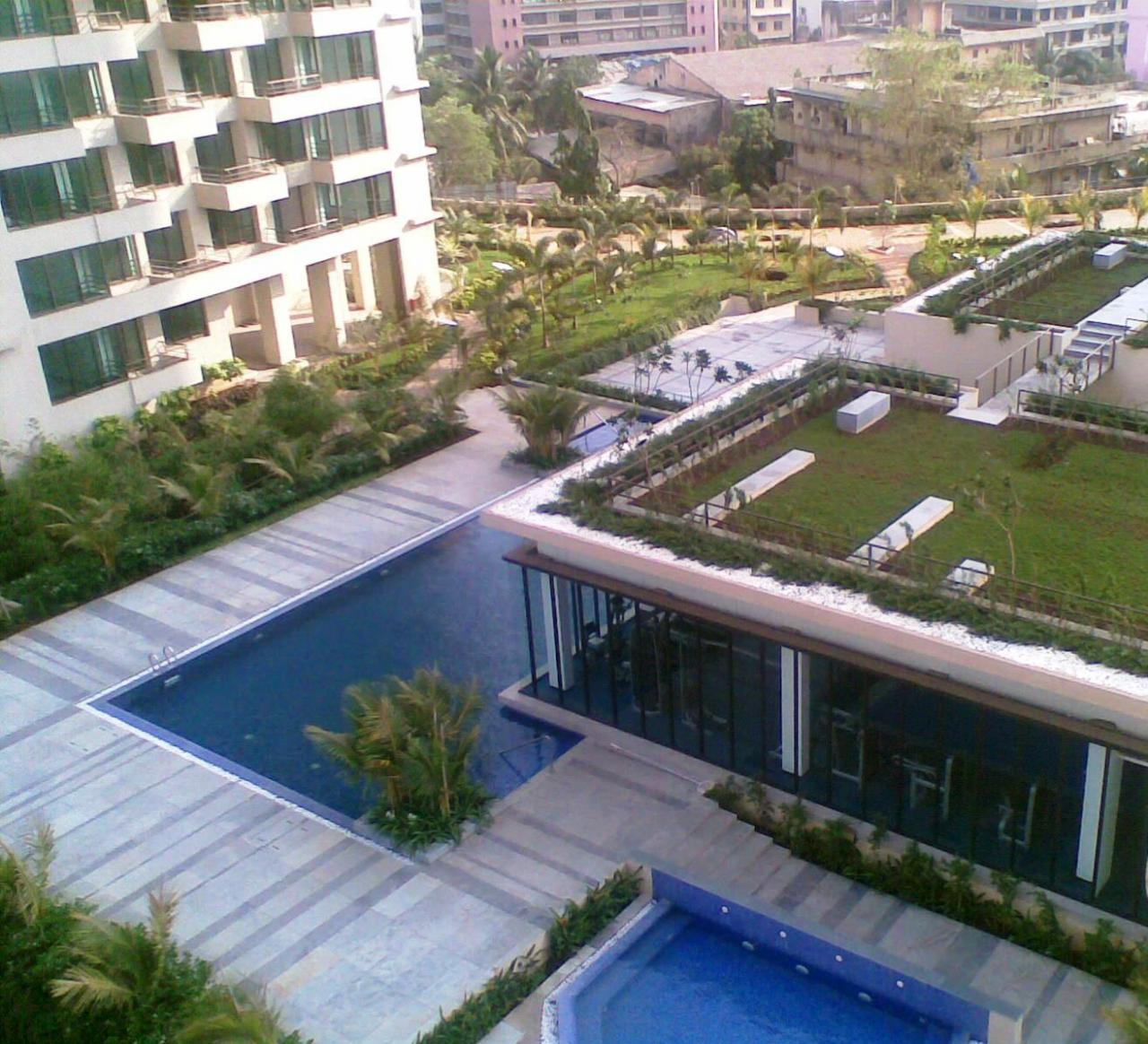 Modern Italian Modular Kitchens Rs 1100 Square Feet: Flats For Sale In Andheri West  2 BHK
